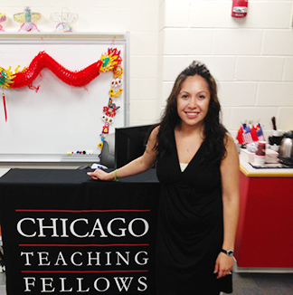 Chicago Teaching Fellows - Alex Axell