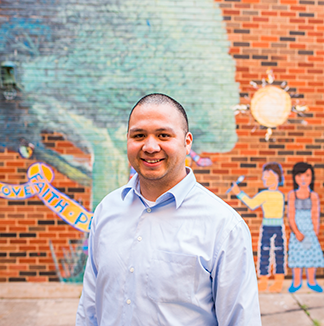 Fort Worth Teaching Fellows - Armando Garza